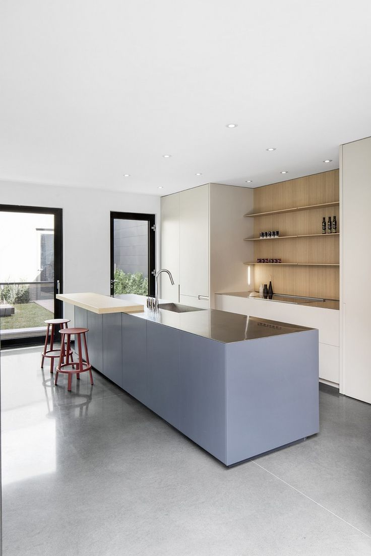 2667 best contemporary kitchen space images on pinterest kitchen christophe colomb house in montreal henri cleinge and manon belanger