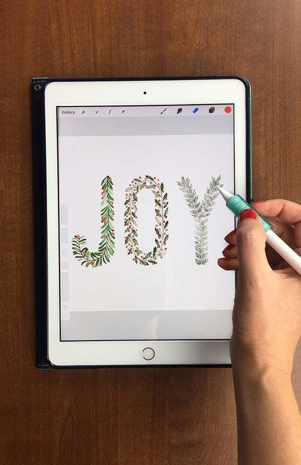 Winter Watercolors On Your Ipad In Procreate 20 Free Procreate