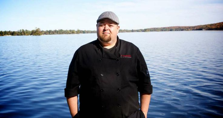 Our Chef Michael Henson has been featured on the new Peterborough & The Kawarthas' website!  #BeachwoodResort #KawarthaLakes #LocalIngredients