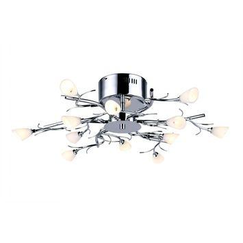 Plafondlamp Alicia transparant in de beste prijs-/kwaliteitsverhouding, volop keuze bij GAMMA