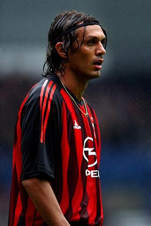 Maldini. Outstandingly consistent throughout his long career.