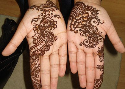 Mehndi Designs: 40+ Beautiful Arabic (Mehndi) Tattoos Designs