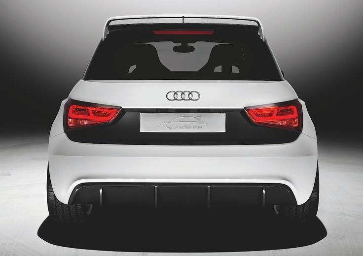 #Audi #A1 Quattro