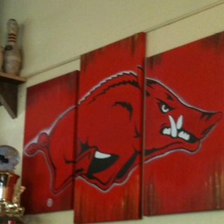 would love to be able to make this for Wade's man-cave someday :)