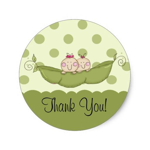 1000 Images About Baby Boy Thank You Stickers On