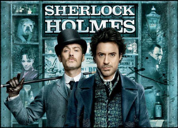 Holmes- Watson