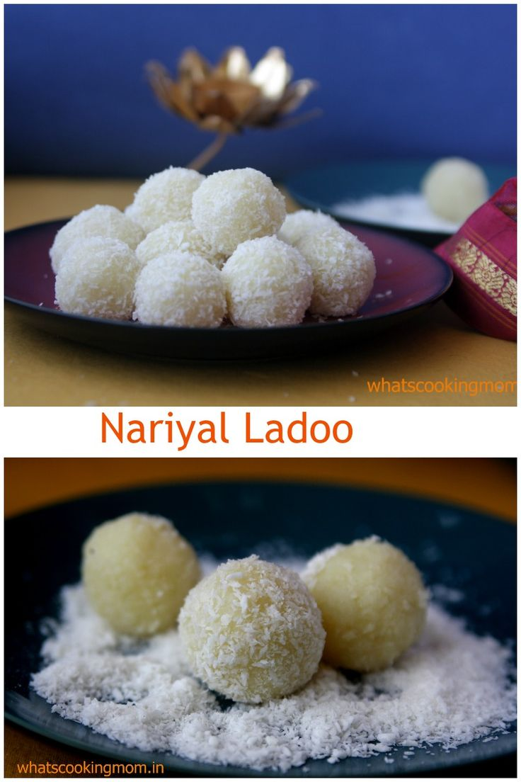Nariyal Ladoo - Coconut ladoo, 3 ingredient recipe, Diwali recipe, festival sweets, easy to make, 3- ingredient recipe