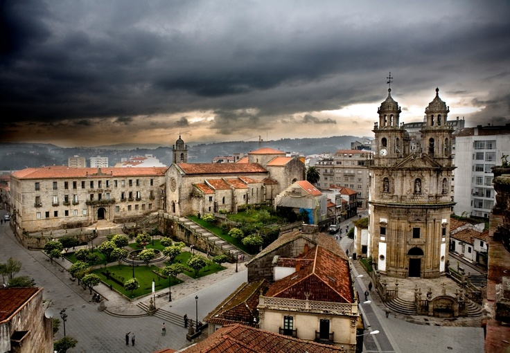 Pontevedra, la Peregrina. (Foto: Adolfo Enríquez).