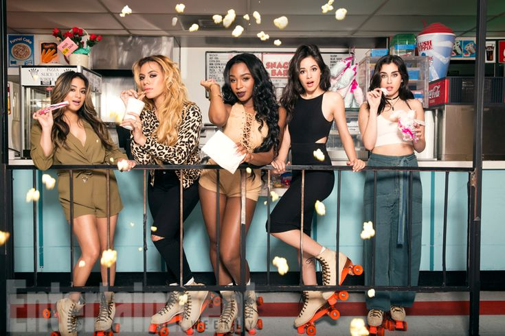 Fifth Harmony on 7/27: The group share details of their 'vulnerable' new album | EW.com