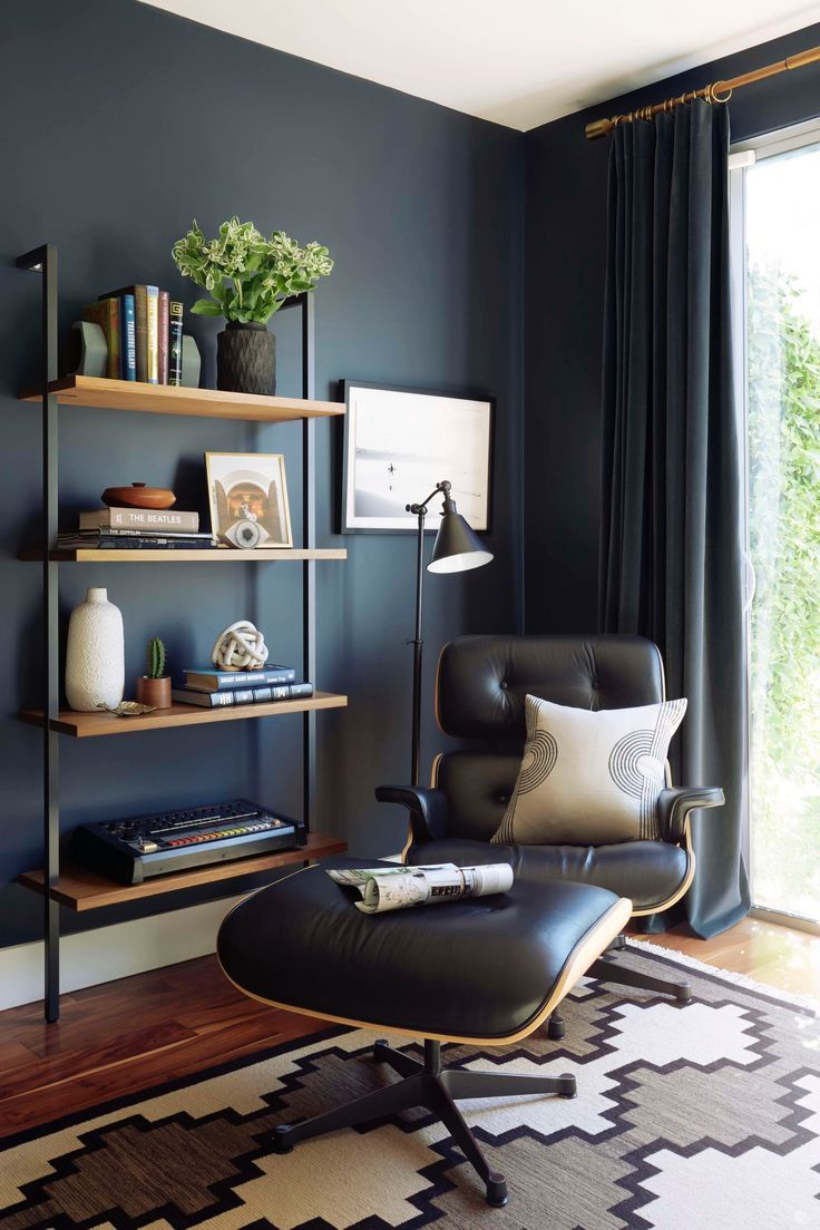 Fill Up Your Interior with Not Only Fireplace but Multipurpose Bookshelves Around for Warm and Functionable Room