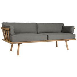 Heal's Sofas | Whitstable Large Cradle Sofa by Mathers & Hirst - Sofas - Sofas - Furniture