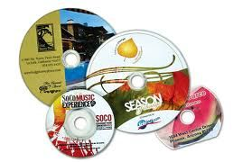 Media Fulfillment - CD printing