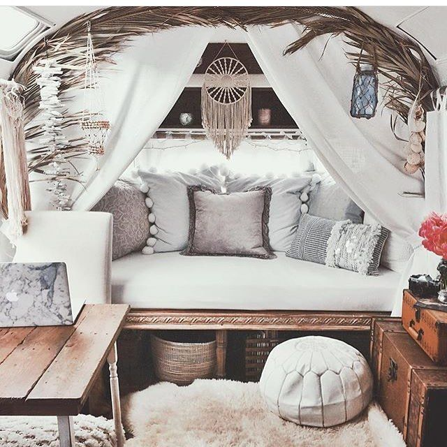 Δ Suηdαy Vιbes Δ  Airstream goals via @sarahloven  One more day to come by our booth at @libfestival and say hey!
