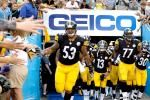 Outside Linebackers | Pittsburgh Steelers 2013 Team Roster: Report Card Grades for Every Position | Bleacher Report