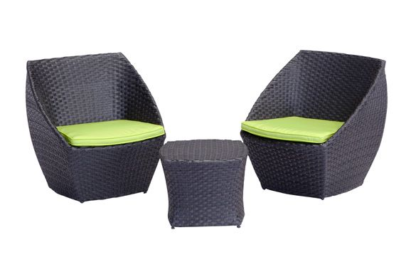 Outdoor Furniture - Barbeques Galore - Qubic 3pce Settinghttp://www.barbequesgalore.com.au/products/product-view.aspx?id=20799