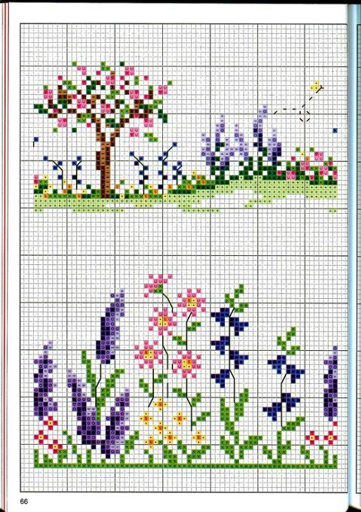 Gallery.ru / Фото #118 - crossstitch - waterlilies