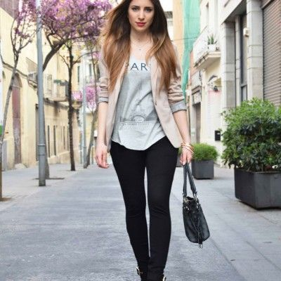 Italian Fashion Blogger travels to Barcelona and shares the photos of the outfit - ootd - fashion