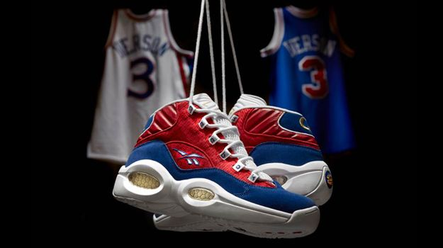 Reebok Commemorates Allen Iverson's Jersey Retirement With Limited Question Mid | Sneaker Report