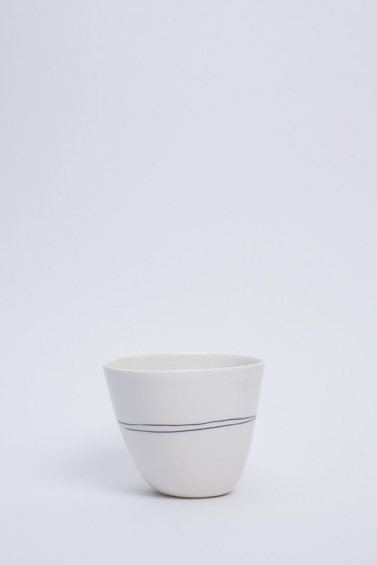 Image of line cups