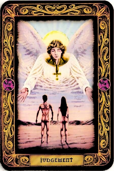 72 Best Images About Judgement / The Angel (Tarot Card) On