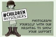 Child Soldiers: UN unveils global campaign to end use of child soldiers in Government forces by 2016