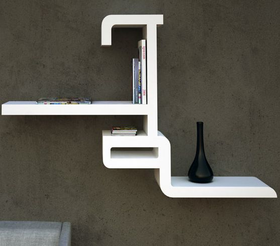 حلم 'Helem', the Arabic word for 'dream'     http://kashidadesign.com/customize/interior-fittings/helem-bookcase.html