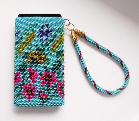 """Чехол для телефона """"Цветы садовые"""""""