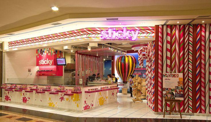 Sticky at Mall Taman Anggrek, Jakarta