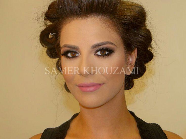 Samer Khouzami, true artist: Leban Makeup, Khouzami Makeup, It Estes, Makeup Inspiration, Makeup Artists, These Trop, Trop Forts, Sami Khouzami, Hair Makeup