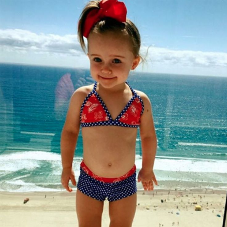 Thanks for sharing! Looking adorable in our Summer 15 Castaway Boyleg Bikini up on the Gold Coast - shop our Summer 15 sale online now https://goo.gl/tTr1LQ