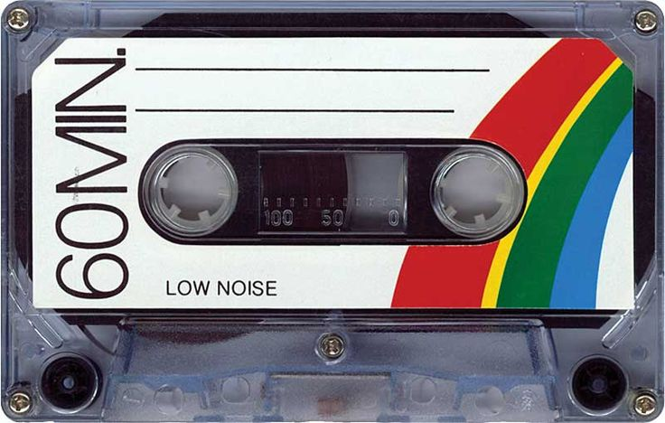 Cassettes - worst part of recording from the radio was not getting the DJ talking over the music!