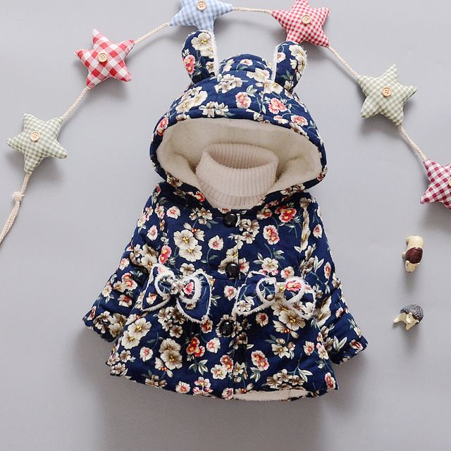 We are delighted to roll out our newest collection of exciting.   Like and Tag if you like this Floral Winter Jacket.  Tag a BFF who would like our huge range of babywear! FREE Shipping Worldwide.  Why wait? Buy it here---> https://www.babywear.sg/girls-winter-coat-childrens-parkas-winter-jackets-for-girls-clothing-for-infant-jacket-clothes-for-baby-girls-kids-q168/   Dress up your baby in lovely clothes today!    #babyclothes