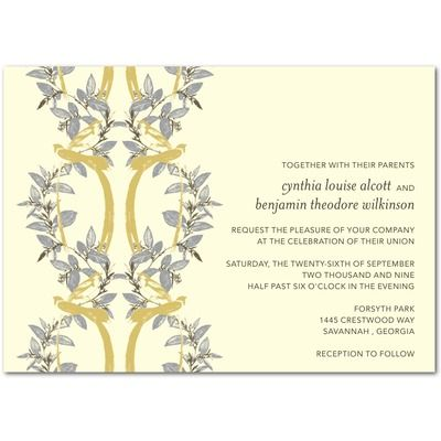sample wedding invitations wording for you - What To Write On Wedding Invitations