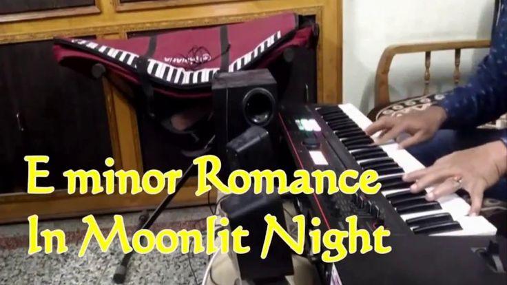 E Minor Romance In Moonlit Night Nirmal Augastaya 2