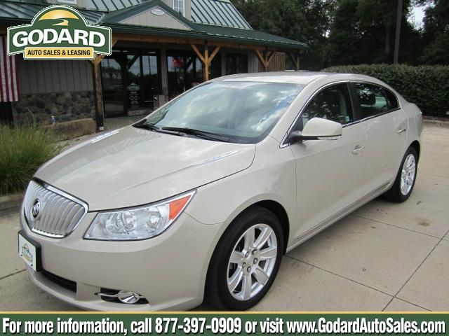 The price has been reduced on this 2011 Buick LaCrosse! Don't miss out!  #buick #lacross #drive