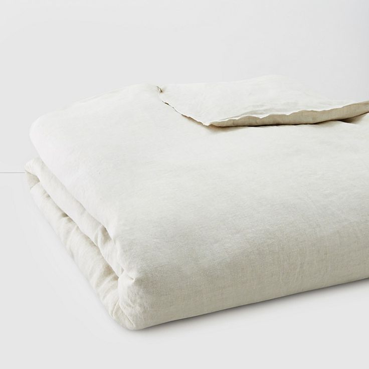249.99$  Buy now - http://vikns.justgood.pw/vig/item.php?t=7sseke30632 - Oake Linen Natural Duvet Cover, King - 100% Exclusive 249.99$