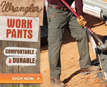 Wrangler Work Pants