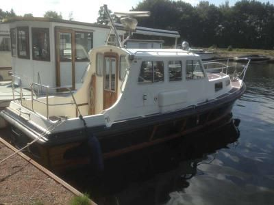 Nelson motorboot