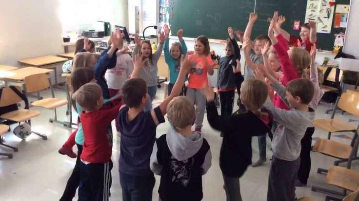 Toiminnallisen opettamisen äidinkielen tehtäviä 1-2. luokalle (videoita).