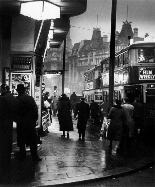 Wolf Suschitzky  Londres 1937