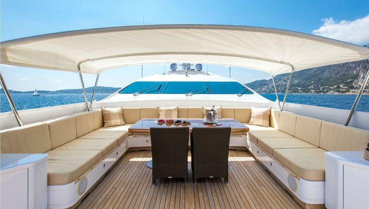 Yacht MANGUSTA 165