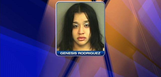 VOLANTAMUSIC: Génesis Rodríguez y 16 años de edad, detenidos en ...