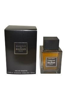 Pierre Balmain Carbone Men Eau De Toilette Spray, 3.4 Ounce by Pierre Balmain. Save 65 Off!. $31.84. This is a new fragrance, carbone de balmain was launched in 2010. Carbone by pierre balmain is a fragrance for men. The fragrance features elemi, musk, benzoin, bourbon pepper, ivy, violet leaf, vetiver, incense and black fig. Carbone by pierre balmain is a fragrance for men. This is a new fragrance, carbone de balmain was launched in 2010. The fragrance features elemi, musk, benz...