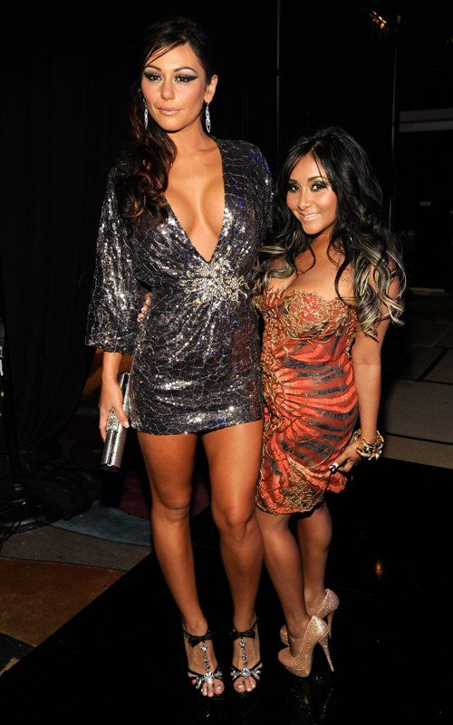 Snooki jwoww tits and ass