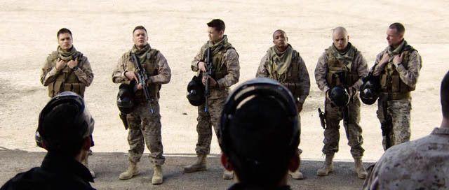 """""""Jarhead 3 – Sotto assedio"""" (Jarhead 3: The Siege, 2016) #Jarhead #UniversalPictures #WarMovie"""