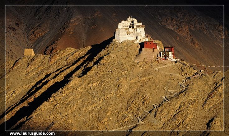 Namgyal Tsemo Gompa was founded in the early 15th century, around the year 1430. It is on the top of the cliff behind the Leh Palace, to have a complete view of the city of Leh. And because of this position, it offers some of the best visuals of the city. The Tsemo Gompa Namgyal of Ladakh was founded by King Tashi Namgyal and was named after him only. It boasts of a rich collection of some ancient manuscripts and murals.