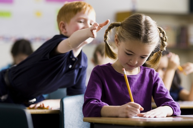6 tips for talking to kids about bad behavior in school