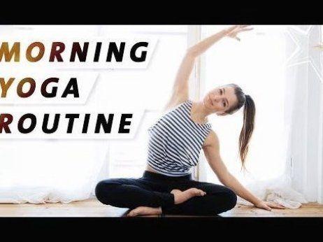 sonnengruss yoga morgen routine mit 11 minuten in den tag