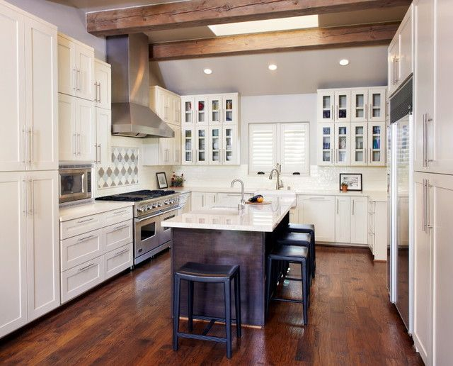 99 best images about Kitchen Remodel Ideas for Split EntryRaised