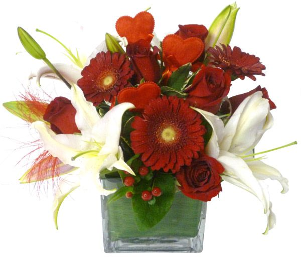 A beautiful mixed bouquet to recognize that special someone in your life. Order yours from Ottawa Flowers today!    Happy Valentine's Day!